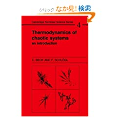 Thermodynamics of Chaotic Systems: An Introduction (Beck & Schlögl)