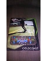 "2012 Tech Deck Longboard Goldcoast ""VW Bus"" TD Cruiser #20055454"