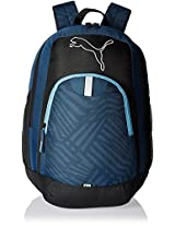 Puma 28 Ltrs Blue Wing Teal Casual Backpack (7378802)