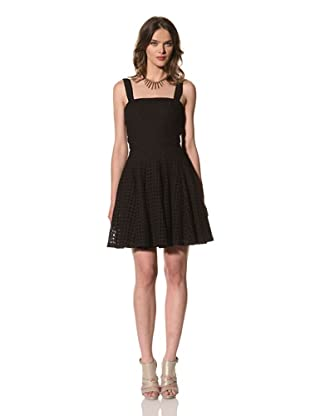 Cynthia Rowley Women's Eyelet Circle Dress