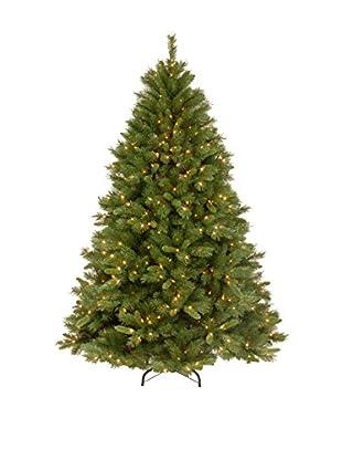 National Tree Company 7.5' Winchester 500-Light Pine Hinged Tree