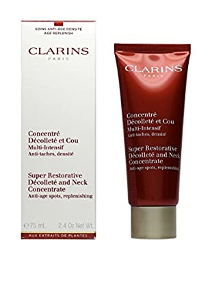 Clarins Crema Collo Super Restorative Concentrate 75.0 ml