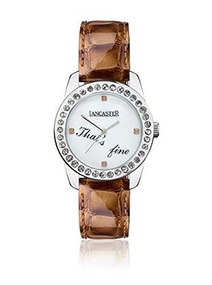 Lancaster Reloj de cuarzo Woman Npu Stones 42.0 mm