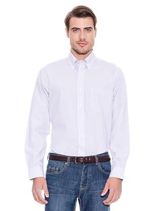 Brooks Brothers Camisa Vestir Darrell (Lila)