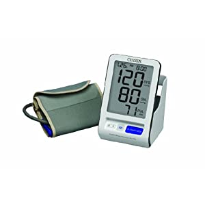 Citizen Self Storing BP Arm Monitor