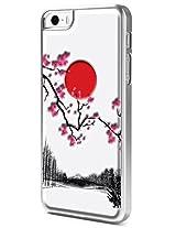 id-America Cushi Original Flag Case for iPhone 5/5S- Retail Packaging - Japan