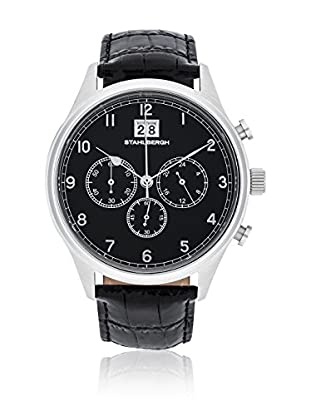 Stahlbergh Reloj Mt79 Ø 44 mm (Negro)