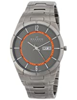 Skagen Analog Grey Dial Men's Watch SKW6008