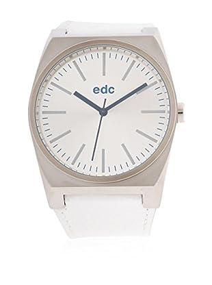 EDC Esprit Quarzuhr Urban Drifter-Pure Ee101101001 weiß 42 mm