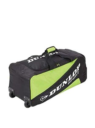 Dunlop Portaracchette Borsone Tour Con Rotelle Verde 1