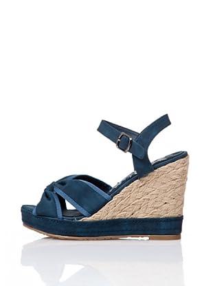 XTI Sandalo (blu denim)