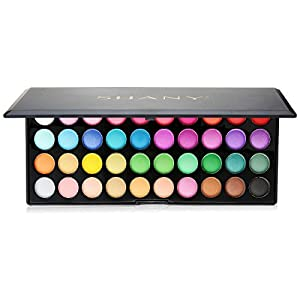 40 Colored Eyeshadow Palette Home Boutique Cosmetic Accesories by Shany Cosmetics