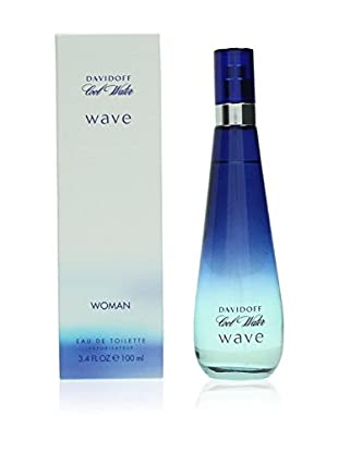 Davidoff Eau de Toilette Mujer Cool Water Wave 100 ml