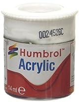 Humbrol Acrylic Paint, Gray