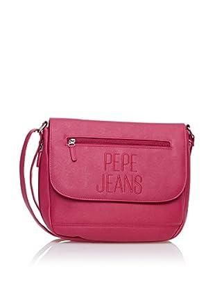 Pepe Jeans Bandolera Embroidery Fucsia