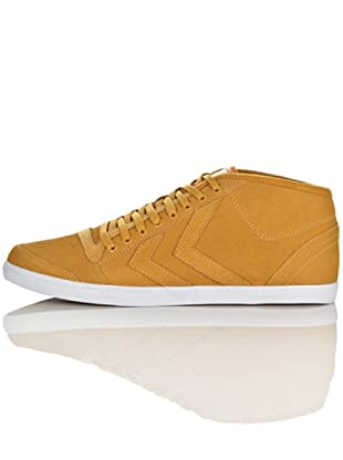 Hummel Zapatillas Ten Star Smooth Media (Amarillo)