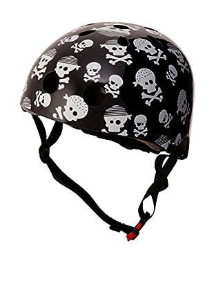 Kiddimoto Fahrradhelm Skullz Pirat