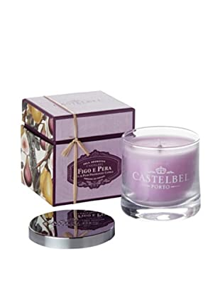 Castelbel 8-Oz. Fig & Pear Candle In Glass Vessel