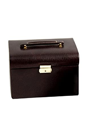 Leather Jewelry Box, Brown
