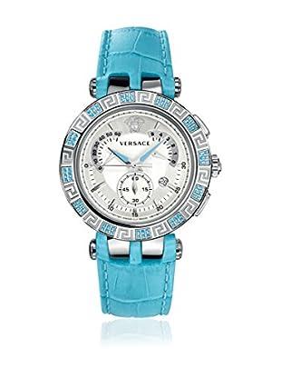 Versace Uhr mit schweizer Quarzuhrwerk Unisex V-Race 42 mm