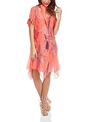 100% Lino by Bleu Marine Vestido Laura