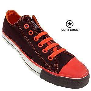 Converse All Star Men's Canvas Shoe 111137-Coffee Orange