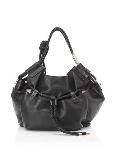 Foley + Corinna Kat Shoulder Bag (Black)