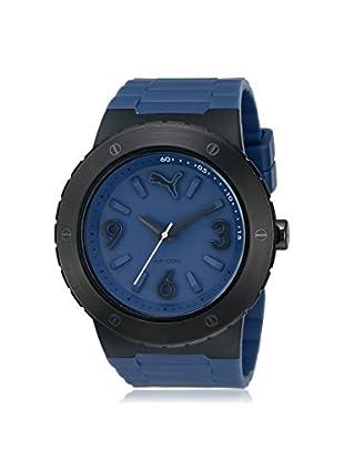 Puma Men's PU103331003 Blue Plastic Watch