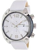 Diesel Analog White Dial Men's Watch - DZ4315I