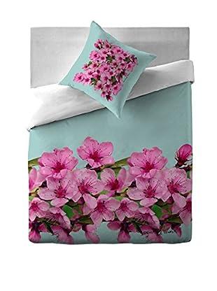 Devota & Lomba Bettbezug-Set Blumen