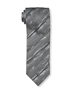 Missoni Men's Multi Stripe Tie, Black