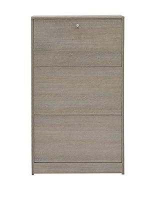 Evergreen Home Schuhschrank grau