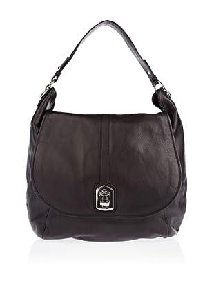 Otto Kern Hobo Bag Capri 1 (Schwarz)