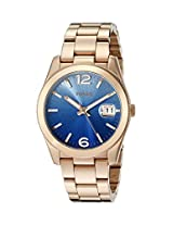 Fossil Womens ES3780 Perfect Boyfriend Analog Display Analog Quartz Rose Gold Watch