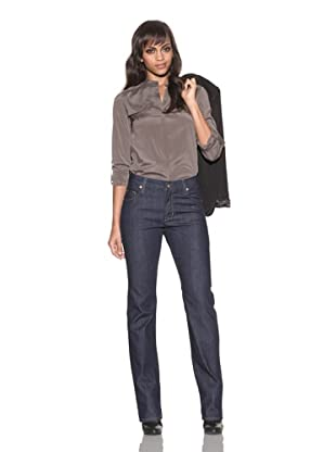 4 Stroke Women's Attic Slouchy-Slim Jeans (Ocean/Indigo Rinse)