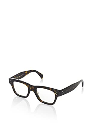 Celine Women's CL41325 Eyeglasses, Dark Havana