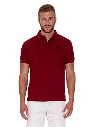 Polo Club Polo Custom Fit (Granate)