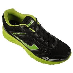 Action DotCom Green Mesh Sports Shoe