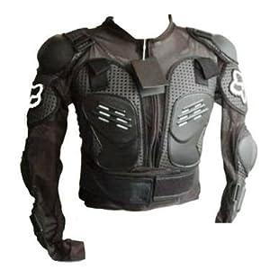 Bikers Armor Body Jacket - Black