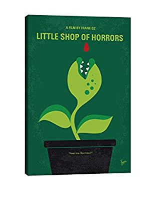Chungkong Little Shop of Horrors Minimal Movie Poster Canvas Print