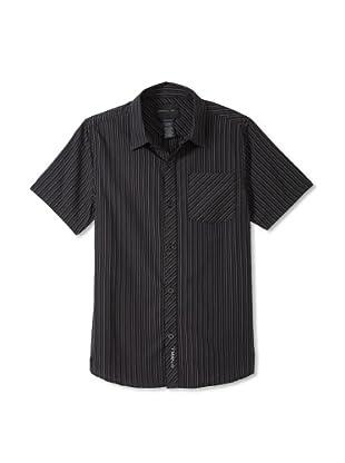 O'Neill Boy's 8-20 Bloomington Woven Shirt (Black)