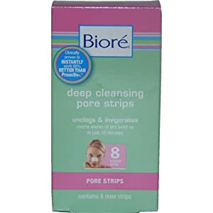 BIORE Deep Cleansing Pore Strips - Nose - 8