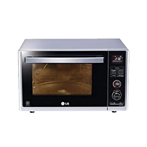 LG MJ3282BCG 32 Ltr Convection Microwave Oven
