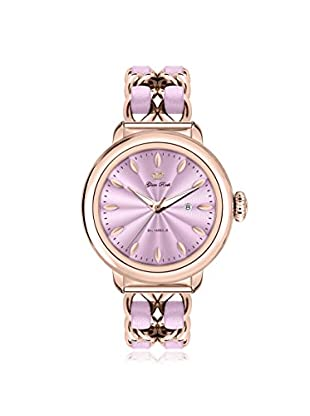 Glam Rock Women's GR77026 Bal Harbour Pink Stainless Steel Watch