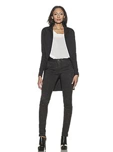 Preen Line Women's Project Twill Coat (Black)