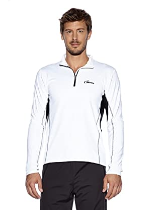 Gonso Active-Shirt langarm (Weiß)