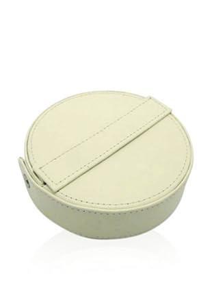 Morelle & Co. Barbara Round Manicure Set (Cream)