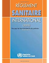 Reglement Sanitaire International, 2005