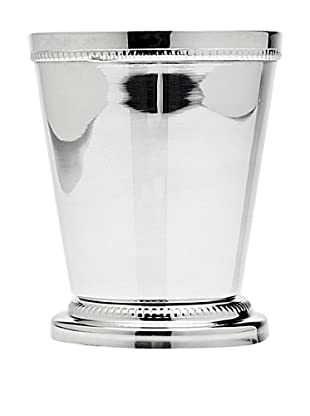 Godinger Beaded Mint Julep Cup (Silver)