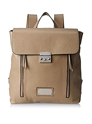 Valentino Bags by Mario Valentino Women's Chico Backpack, Granuloso Taupe